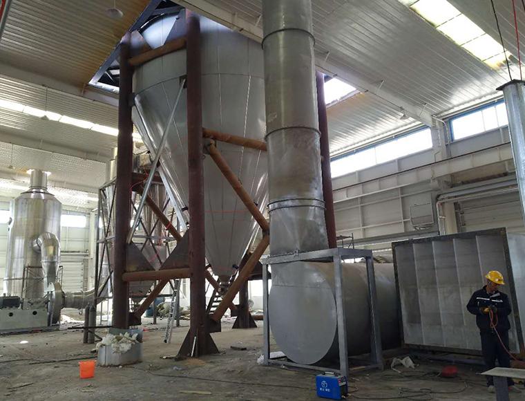 纳米氧化镁喷雾干燥机